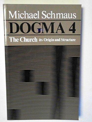 9780722072516: The Church: Its Origin, Structure: 4