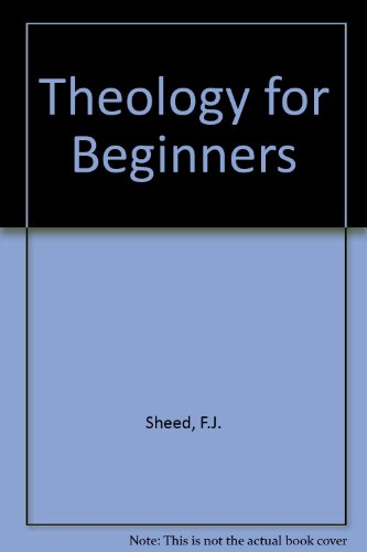 9780722072882: Theology for Beginners