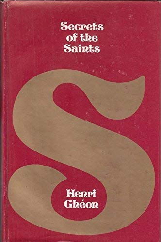 9780722073612: Secrets of the Saints (English and French Edition)