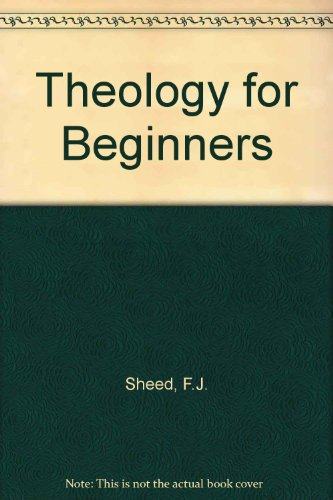 9780722076569: Theology for Beginners