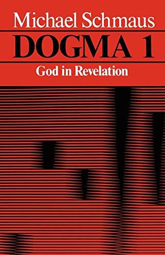 9780722076606: Dogma 1: God In Revelation: God in Revelation v. 1