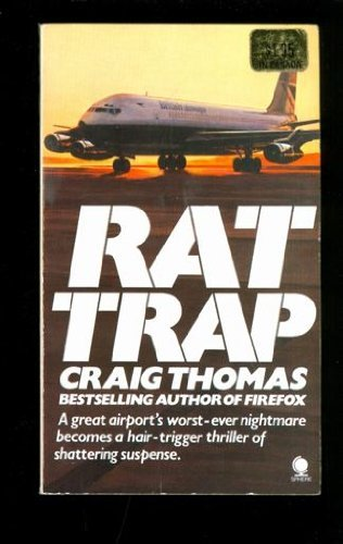 Rat Trap (0722104022) by CRAIG THOMAS
