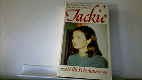 9780722104378: Jackie - The Truth Behind The Legend Of Jackie Kennedy Onassis
