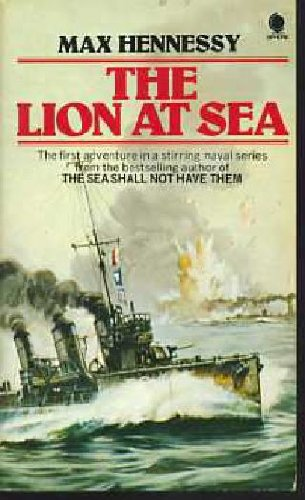 9780722104507: The Lion at Sea