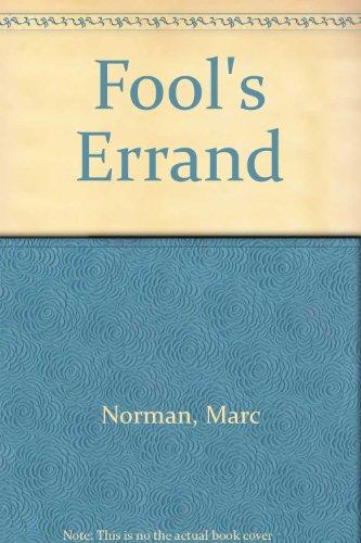9780722105009: Fool's Errand