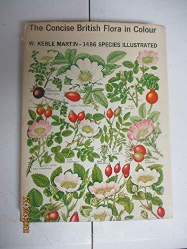 9780722105030: Concise British Flora in Colour