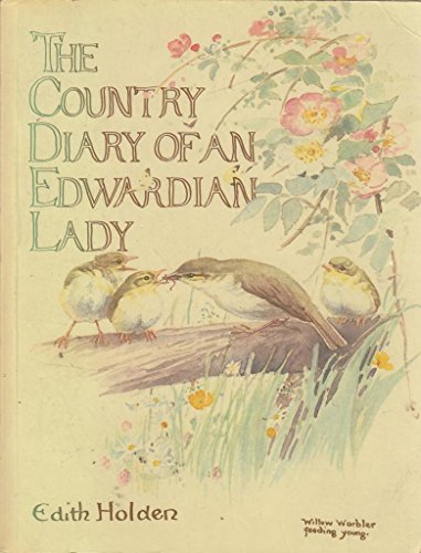 9780722105801: Country Diary of an Edwardian Lady