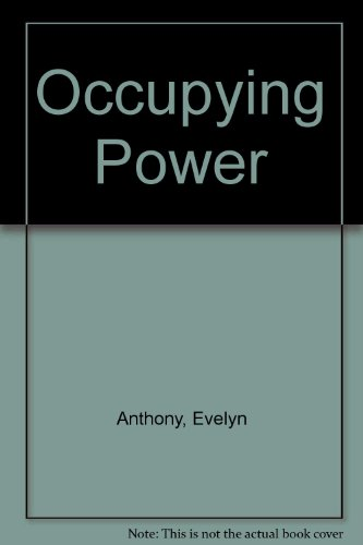 9780722112205: Occupying Power