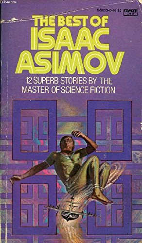 9780722112540: Best of Isaac Asimov