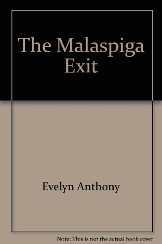 9780722112717: The Malaspiga Exit