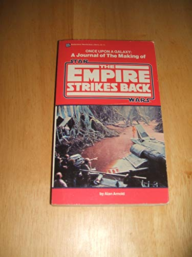 9780722112762: Once Upon a Galaxy: The Journal of the Making of The Empire Strikes Back