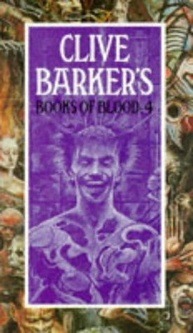 Clive Barker's Books Of Blood Volumes 1V