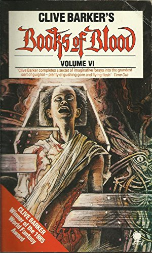Clive Barker's Books of Blood: Vol.6