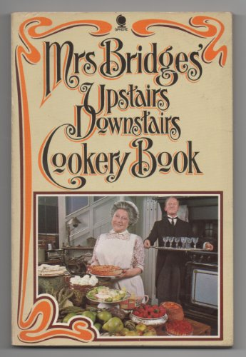 9780722113868: Mrs. Bridges' Upstairs Downstairs Cookery Book