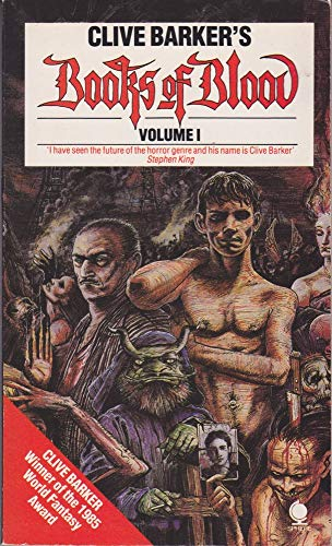 9780722114124: Clive Barker's books of blood