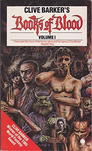 9780722114124: Books of Blood, Vol. 1