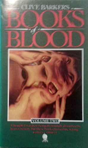 9780722114131: Books Of Blood 2