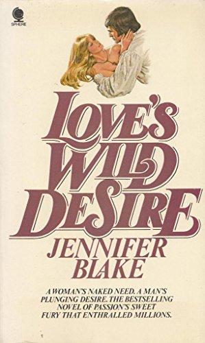 9780722117217: Loves Wild Desire