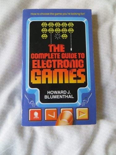 9780722117620: Complete Guide to Electronic Games