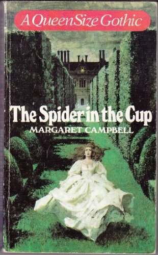 9780722118108: Spider in the Cup (A queen size Gothic)