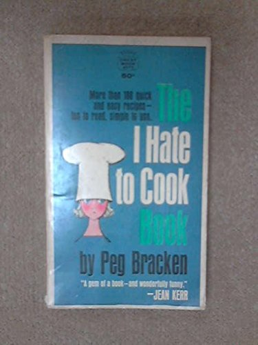 9780722118221: The I Hate To Cook Book