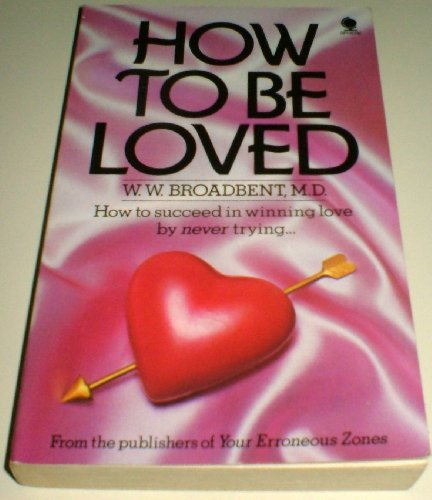 9780722118757: How to be Loved