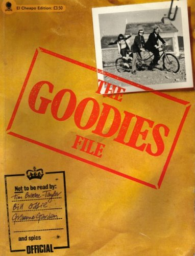 9780722118863: The Goodies file