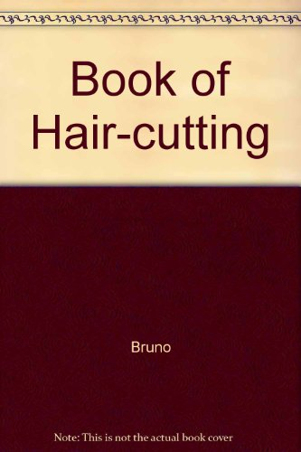 9780722120088: BRUNO'S BOOK OF HAIRCUTTING