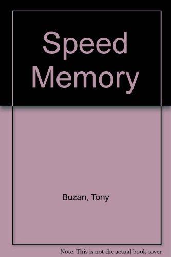 9780722121184: Speed Memory