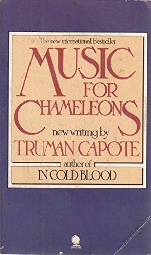 9780722122433: Music for Chameleons