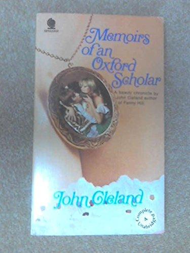 9780722124000: Memoirs of an Oxford Scholar