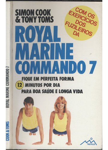 9780722124864: Royal Marine Commando Exercises