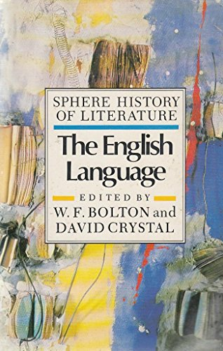 9780722127131: Sphere History of Literature: The English Language v. 10