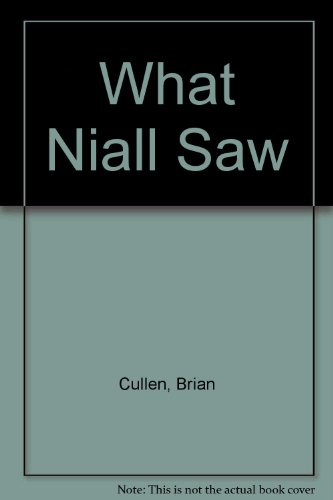 9780722127162: What Niall Saw