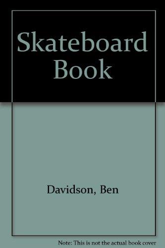 9780722128459: Skateboard Book