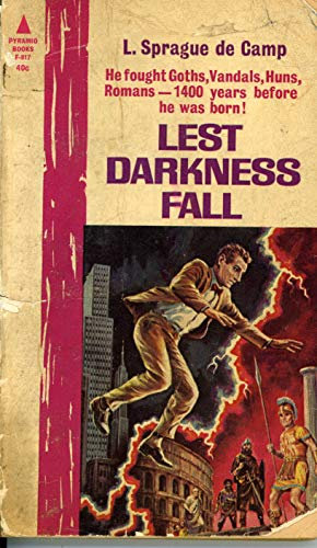9780722129319: Lest Darkness Fall (Sphere science fiction)