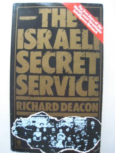 9780722129395: The Israeli Secret Service