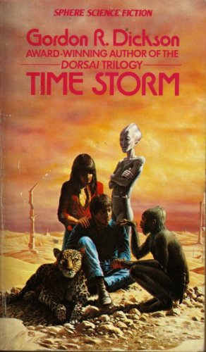 9780722129500: Time Storm (Sphere science fiction)