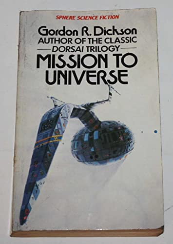 9780722129661: Mission to Universe (Sphere science fiction)