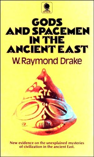 9780722130445: Gods and Spacemen in the Ancient East