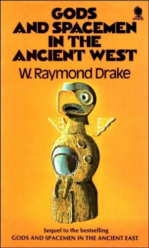 9780722130452: Gods and Spacemen in the Ancient West