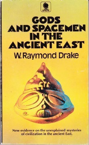 9780722130575: Gods and Spacemen In The Ancient East