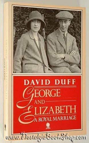 9780722130810: George and Elizabeth