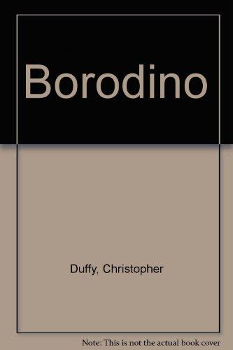 9780722130841: Borodino