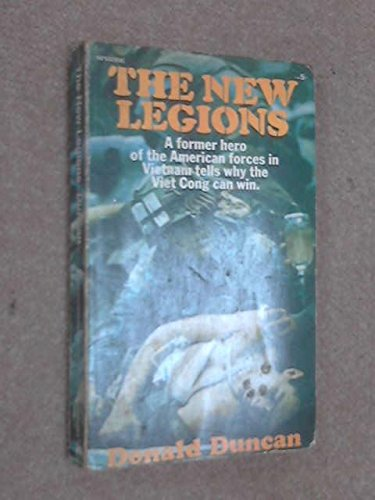 9780722131138: The New Legions