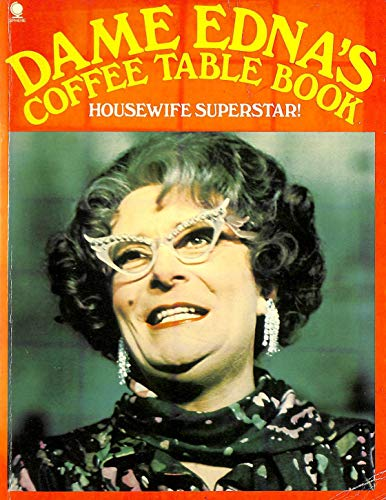 9780722133828: Dame Edna's Coffee Table Book