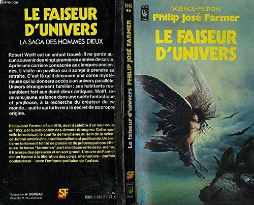 Maker of Universes: Philip Jose Farmer