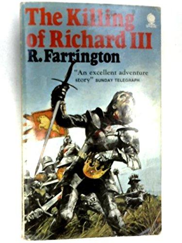 9780722134597: The Killing of Richard III