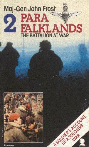 9780722136898: 2 Para Falklands: The Battalion at War