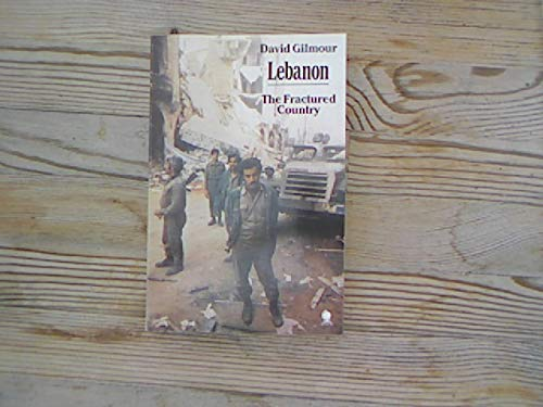 9780722138434: Lebanon a Fractured Country: The Fractured Country